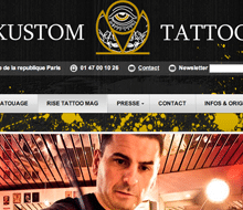 Kustomtattoo.com