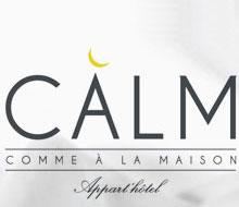 CALM Appart Hôtel