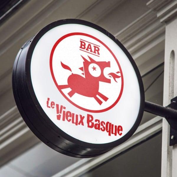 Le Vieux Basque