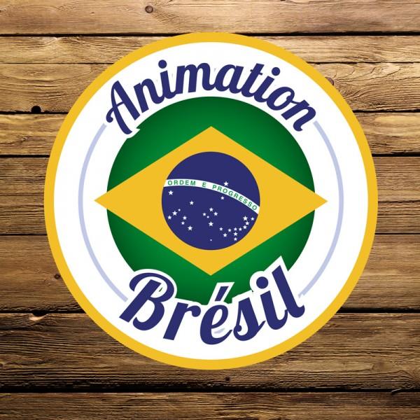 Animation Brésil