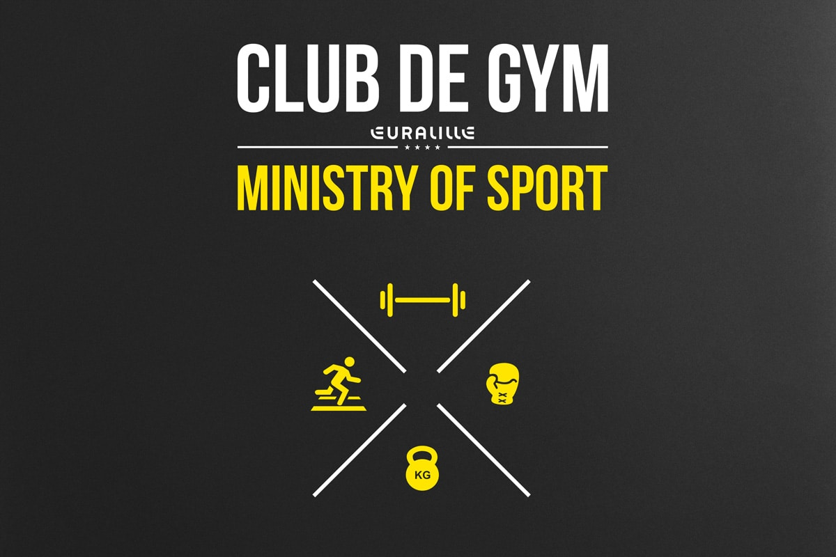 Club de gym euralille agence communication lille for Club gimnasio
