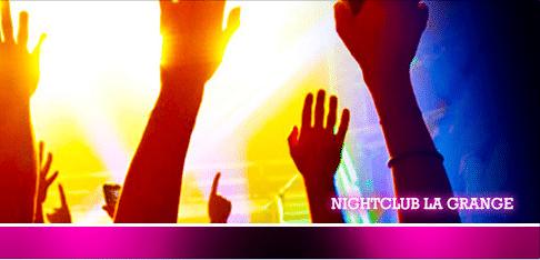 Création d'application discothèque La Grange